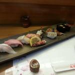 寿司とも - 料理写真:特上にぎり
