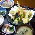 お食事処 花よし - 天ぷら定食
