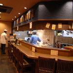 奈良うどん ふく徳 - 店内の様子