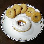 3039349 - ホワイトチョコドーナツ、ミニドーナツ