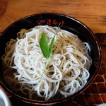 やま竹 - 美味しそうなそばです。