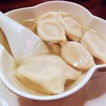 中国料理 水晶楼 - 水餃子