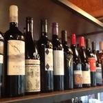 大衆ワインビストロ エガリテ - リーズナブルなワイン