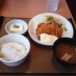 やよい軒 - チキン南蛮定食690円 2014.09