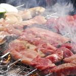 Vano - BBQは串で焼くシェラスコ風