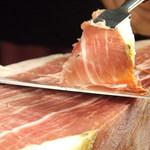 ハーレーパーク - イタリアパルマ産の生ハム