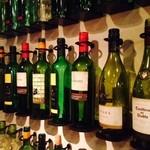 バチ - 種類も豊富にリーズナブルなワイン。