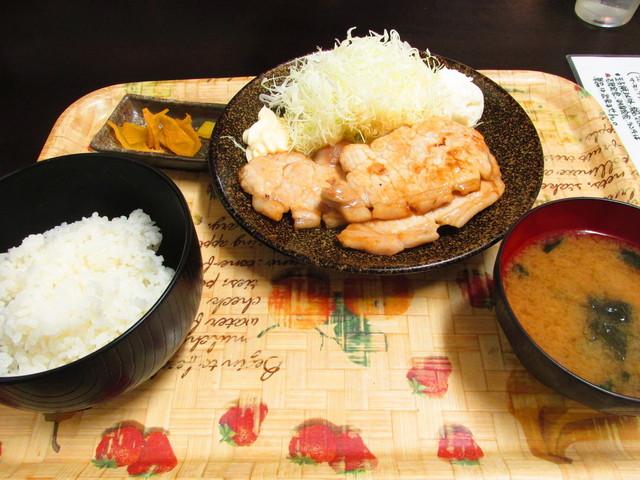 志摩 - 生姜焼き