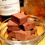 FOODING BAR R - ショコラティエの作る生チョコレート