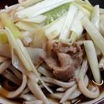 角萬 - 冷し肉南蛮(大盛)