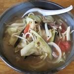 麺や一発 - 『一発塩めん』(税込¥850)
