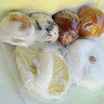 金子饅頭 - 料理写真: