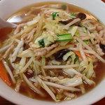 北京亭 - 肉野菜麺☆
