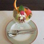 Bisutorofuraipan - デザート
