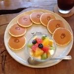 リトルツリー - フルーツミニパンケーキ