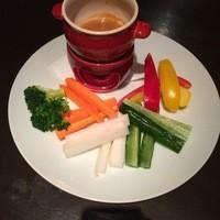 あおば - 季節野菜のバーニャカウダ