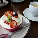たまごとミルクとりんごの樹 - 料理写真: