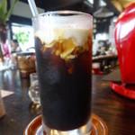 喫茶ぶーげん - アイスコーヒー