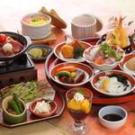 割烹ひぐち - 料理写真:【夜の卓袱会食膳】