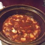 30413314 - 麻婆豆腐。あまり辛くないですが旨味が濃くて美味しかったです