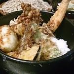 30415133 - 活け〆穴子丼 大盛り