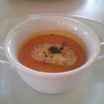 30417087 - 温かいトマトスープ