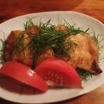 30418023 - 魚の南蛮漬けと長命草