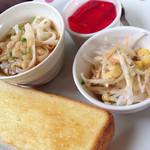 花水仙 - 料理写真:Aのバタートースト