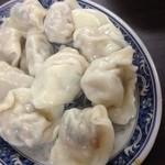 老牌牛肉拉麵大王 - 水餃