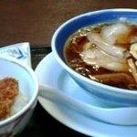 里味 - ラーメンランチ