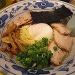 らーめん 元亀 - 肉つけ麺です。
