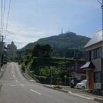 カフェディシィ - 函館山の近くです