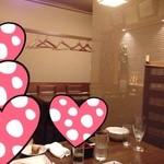 Kisoji - 店内の雰囲気だけ多少伝われば。