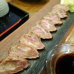 縁 - ランプ肉タタキ
