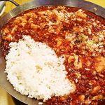 中国料理 香来 - 料理写真:麻婆丼780円
