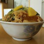 宮古食堂 - カツ丼450円