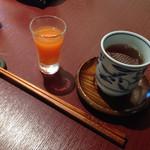 花木鳥 - 野菜ジュース