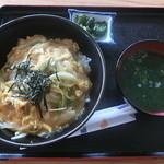 鎌倉山 - カツ丼