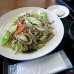 30429909 - 石川蕎麦やきそば 600円