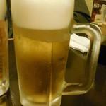 縁 - 生ビール(中)
