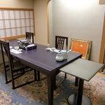 八勝閣 みづのを - 個室料理処02