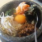 アリラン - 料理写真:☆石焼きビビンパ☆(2014・9ランチパスポート)