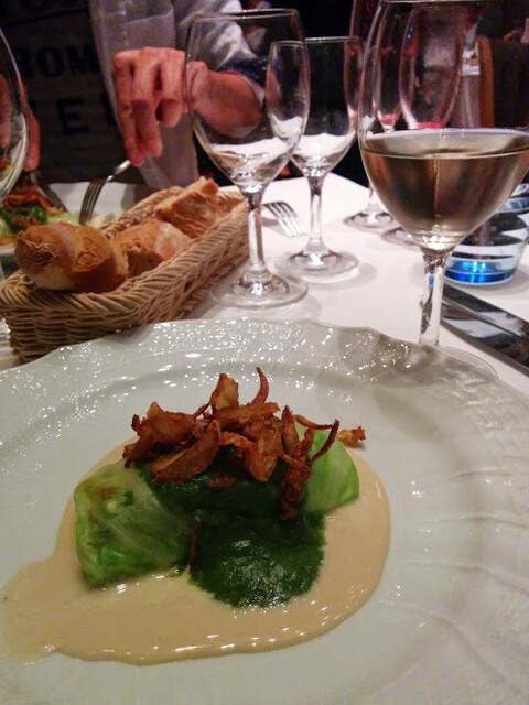 ブラッスリー ポール・ボキューズ 銀座 - ワインの集い|2014/9/4|魚料理