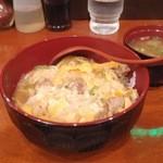 アジアン麺 - Sep, 2014 親子丼