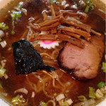 めとき - 中華麺 麺かため