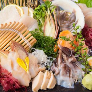 自慢の貝料理の数々♪♪