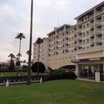 30434377 - ロイヤルパインズホテルからの景色は最高。