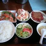 Daimonshuka - ランチのC定食(880円)です