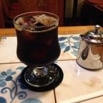 珈琲 はなや - アイスコーヒーUP