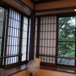 蛍雪の宿 尚文 - 今日は、「かたくり」という一番リーズナブルな角部屋です